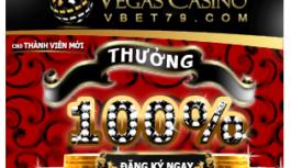 Vegas Casino nhà cái uy tín