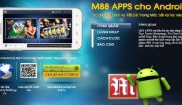 Hướng dẫn cá độ bóng đá trên điện thoại tại nhà cái M88 đơn giản và nhanh chóng