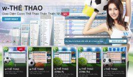 Hướng dẫn cách xem tỷ lệ cá cược bóng đá tại W88