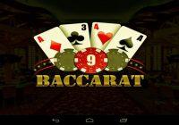 Hướng dẫn chơi bài bacarat tại 12Bet