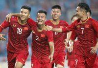 Thái Lan khen đội bóng U22 Việt Nam độc chiếm được ngôi đầu bảng B
