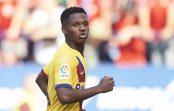 Ansu Fati đã phá kỷ lục cầu thủ trẻ nhất ghi bàn tại Champions League