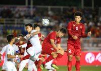 U22 Việt Nam đã chiến thắng U22 Indonesia nghẹt thở